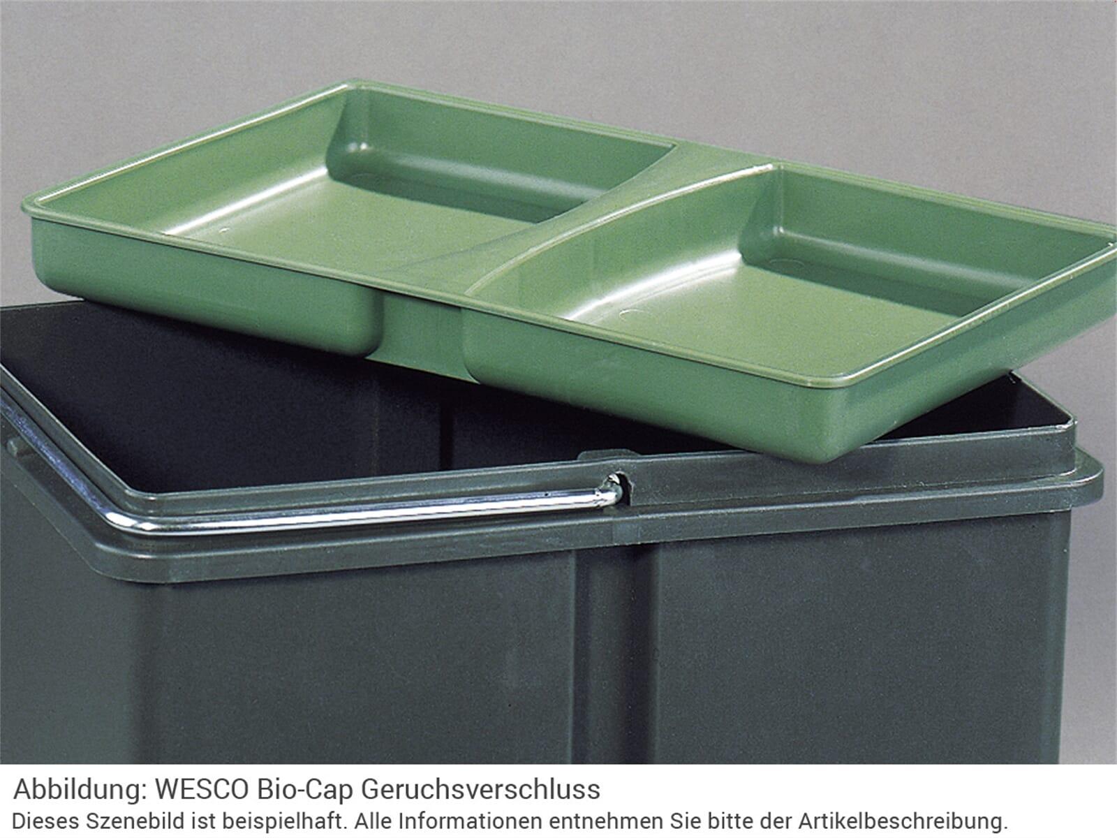 Wesco Bio Trio Maxi Profi 30 857611-11 Einbau Abfallsammler