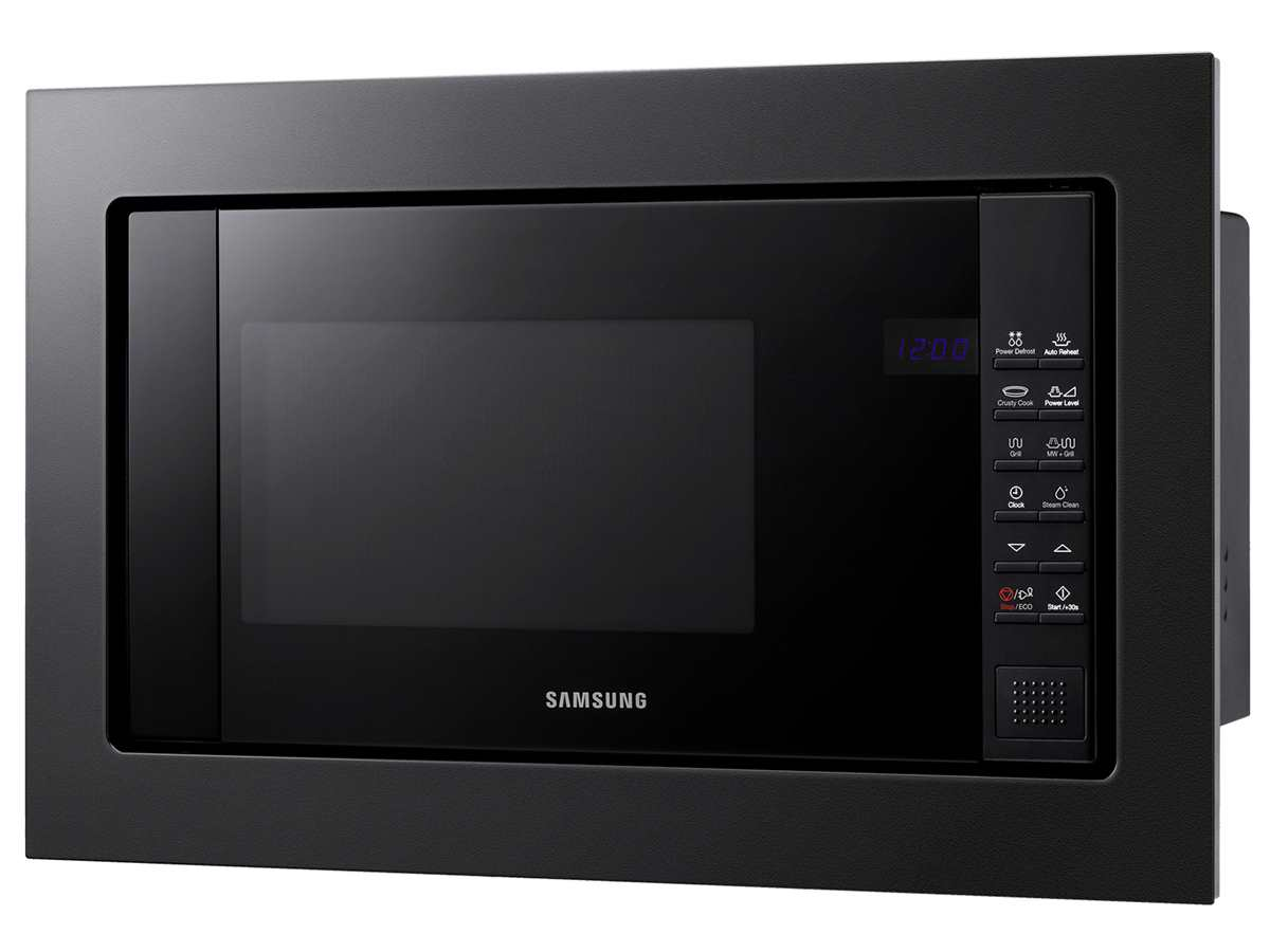 Samsung FG77SUB/XEG Einbau-Mikrowelle mit Grill Schwarz