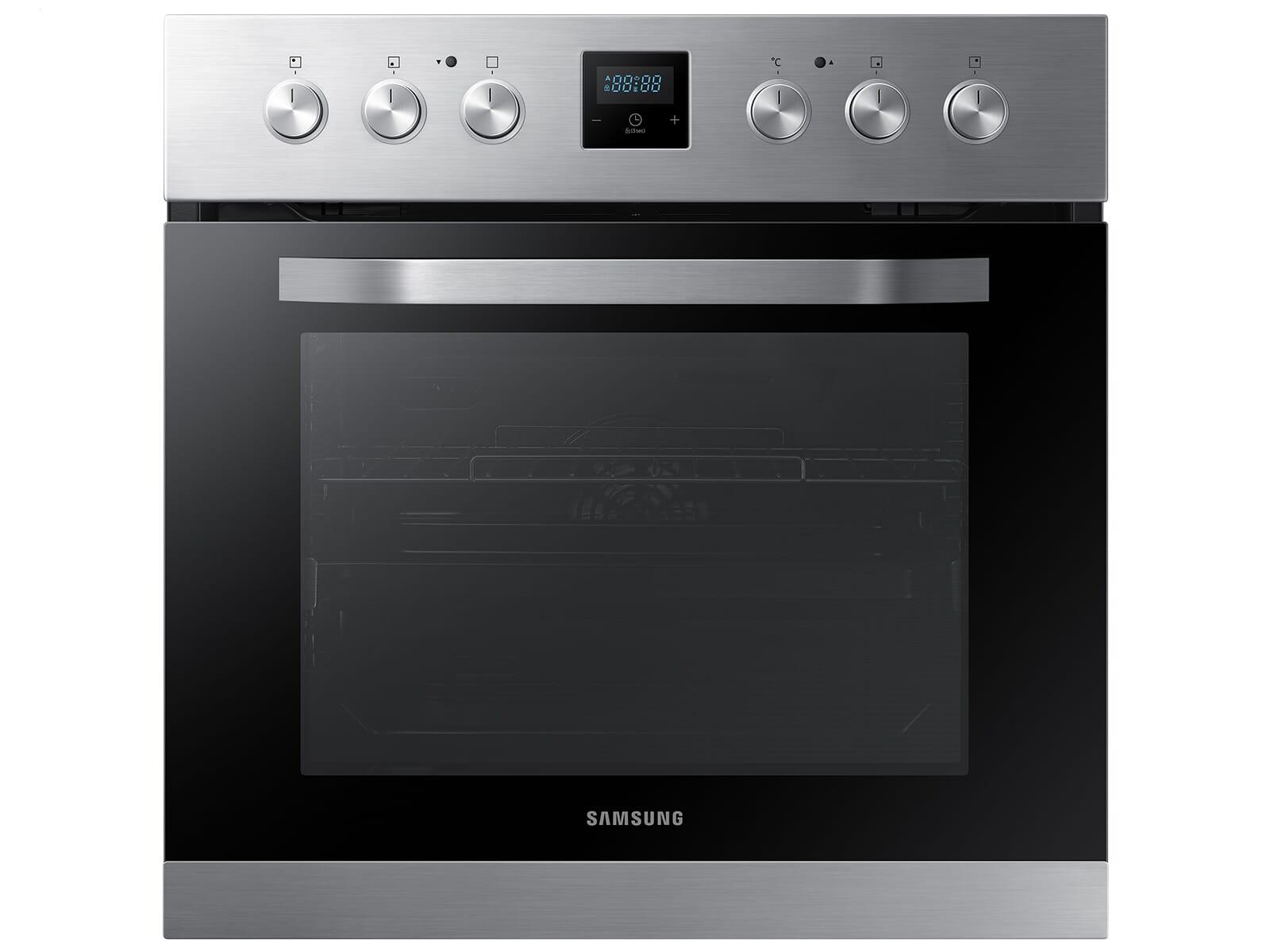 Samsung F-NB69R5701RS Set Einbauherd NB69R5701RS/EG + Induktionskochfeld NZ64R1705CK/EG
