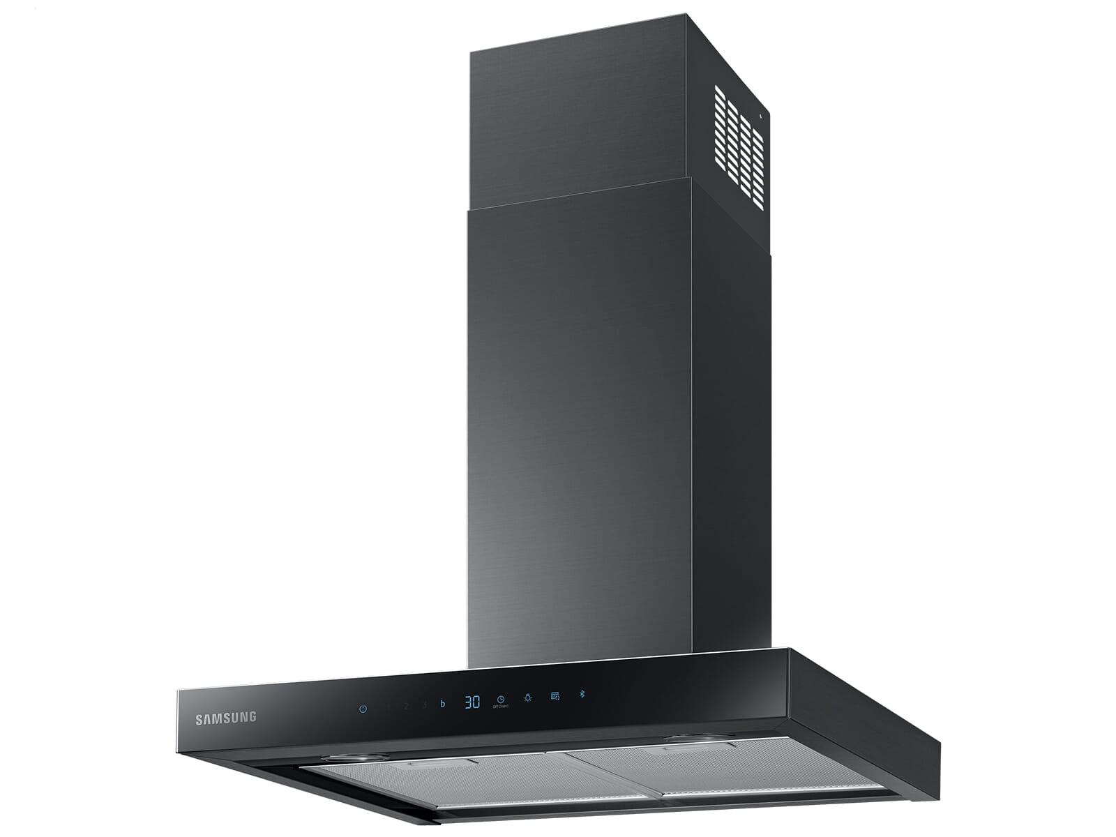 Samsung NK24N5703BM/UR Wandhaube 60 cm Black Steel