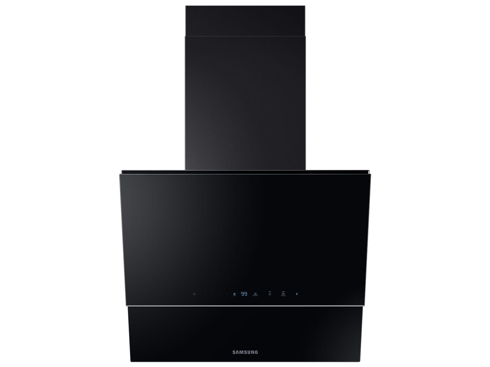 Samsung NK24N9804VB/UR Kopffreihaube 60 cm Schwarz