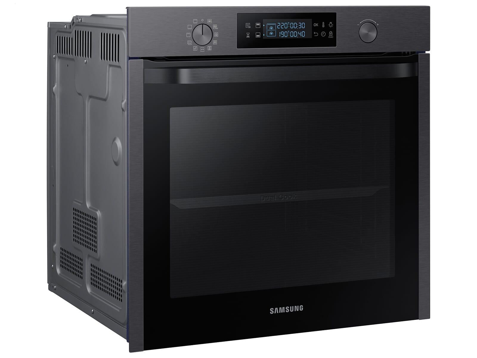 Samsung NV75M5571BM/EG Pyrolyse Backofen Black Steel