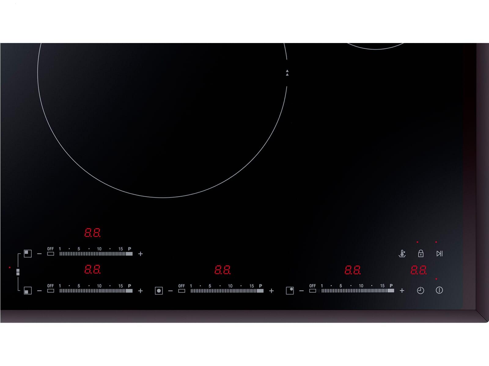 Samsung NZ84F7NC6AB/EG Induktionskochfeld autark