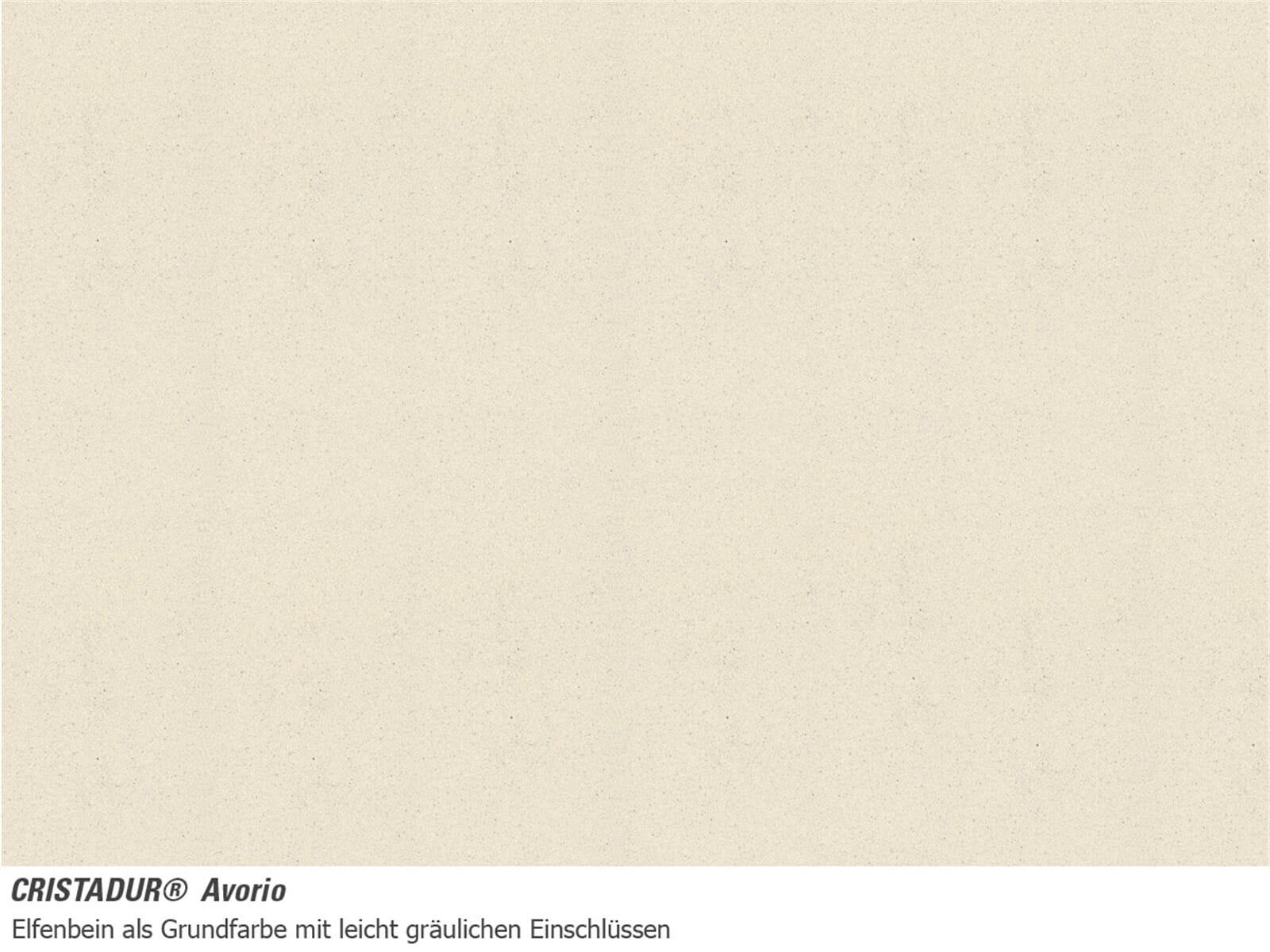 Schock Soho N-150 A Avorio Granitspüle