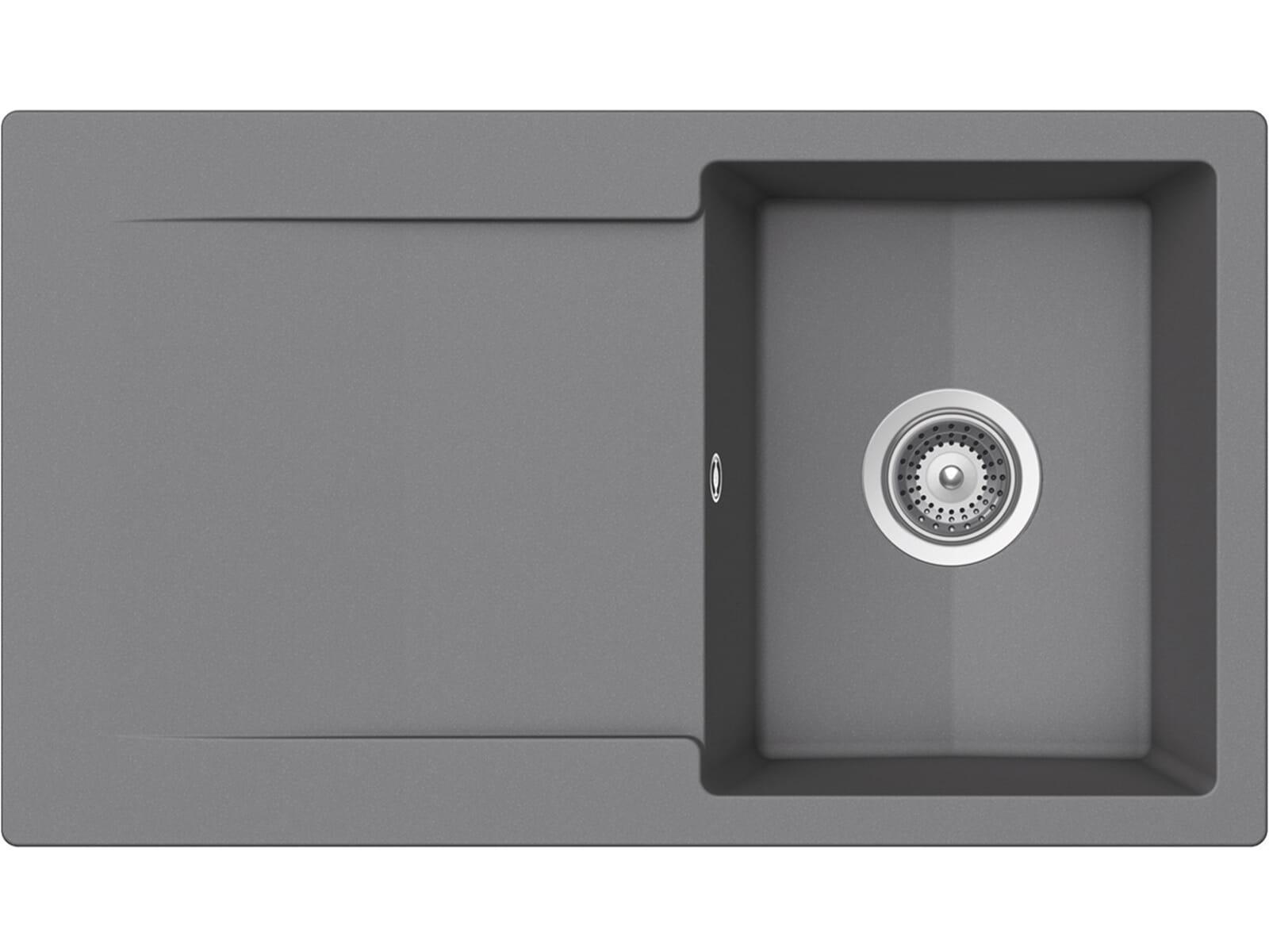 Schock Epure D-100 A Croma - EPUD100AGCR Granitspüle