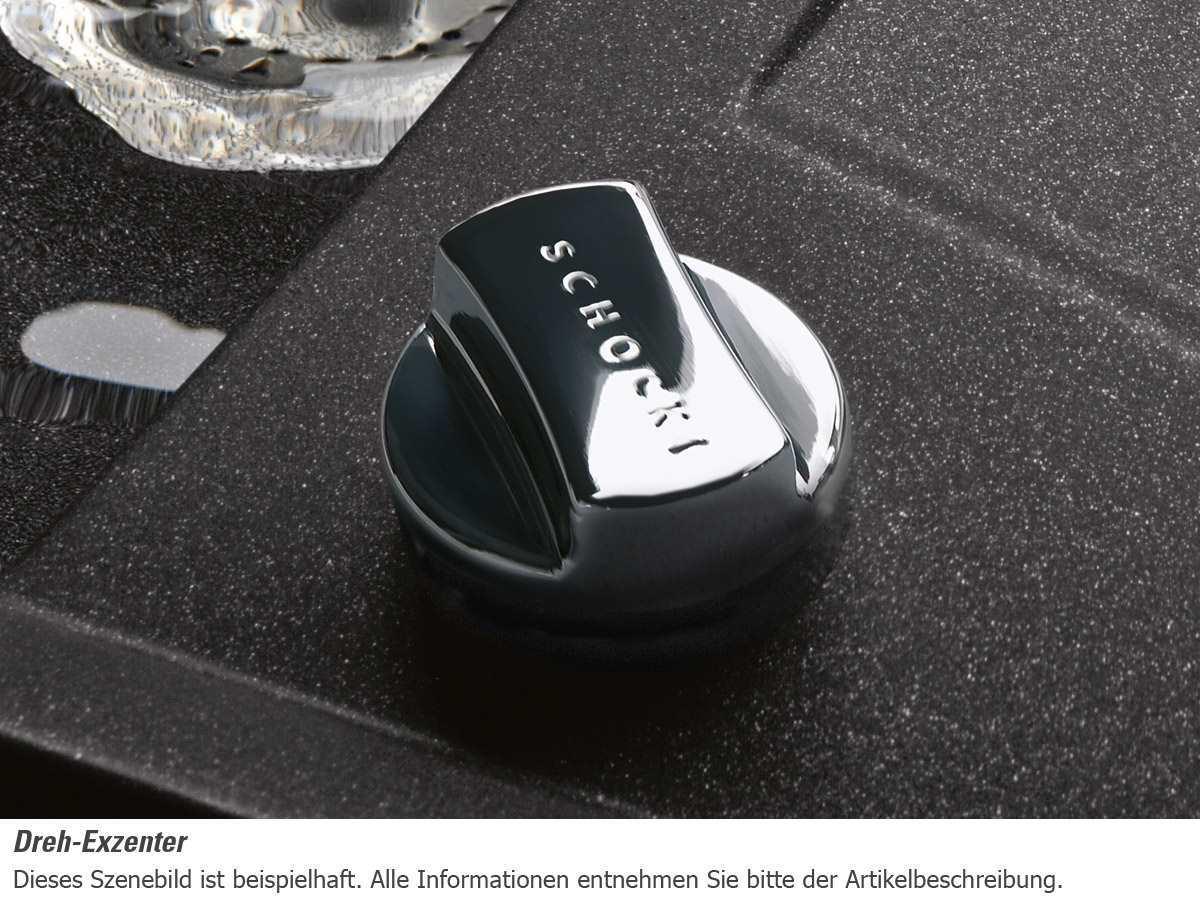 Schock Primus D-100L A Alpaca - PRID100LAALP Granitspüle
