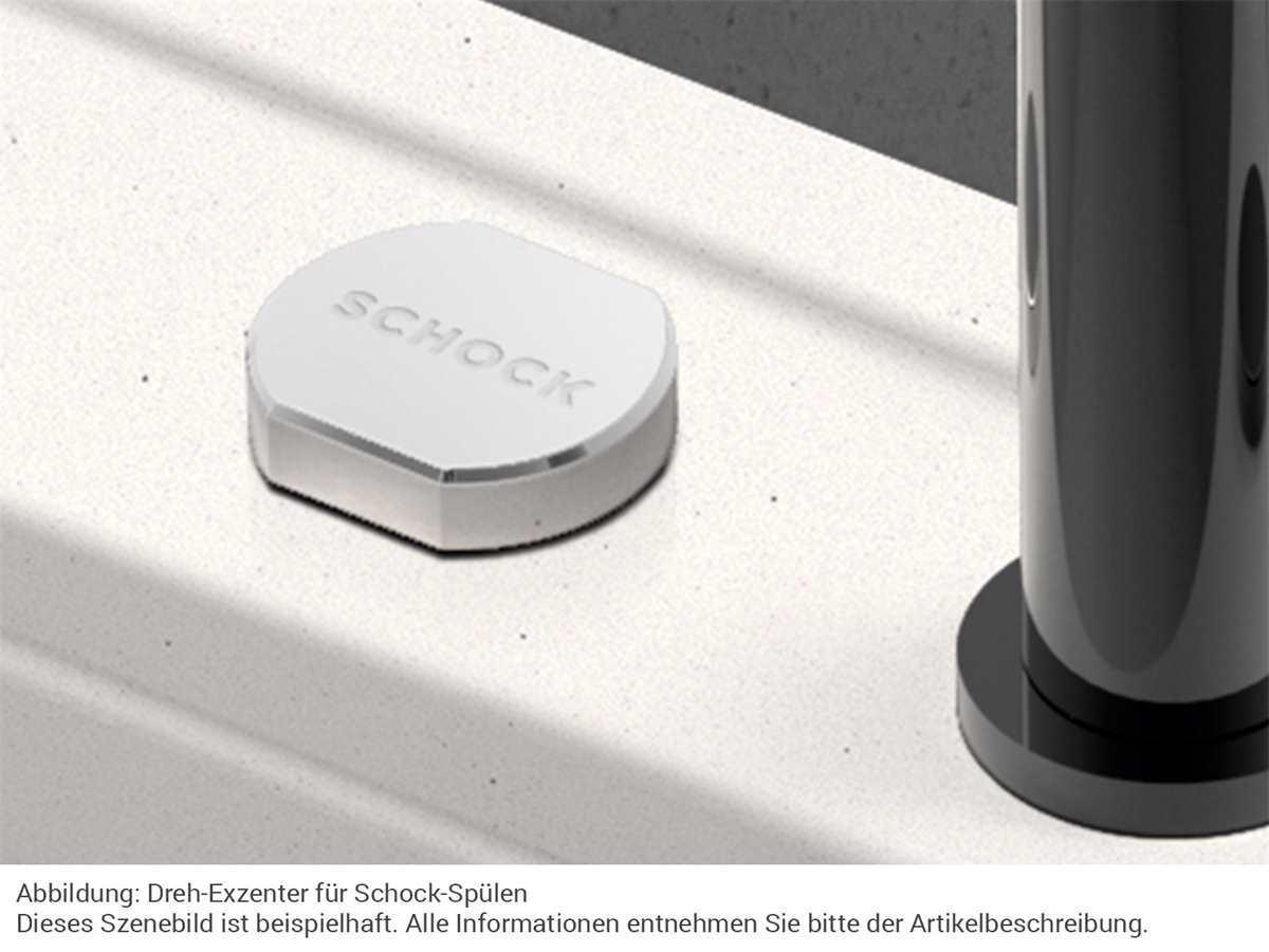Schock Mono D-100L A Stone - MOND100LASTO Granitspüle