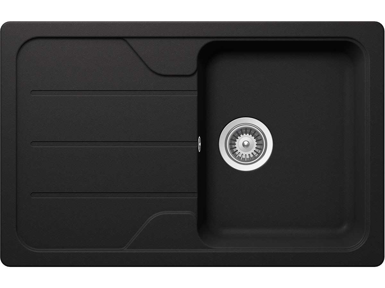 schock formhaus d 100 s nero granitsp le. Black Bedroom Furniture Sets. Home Design Ideas