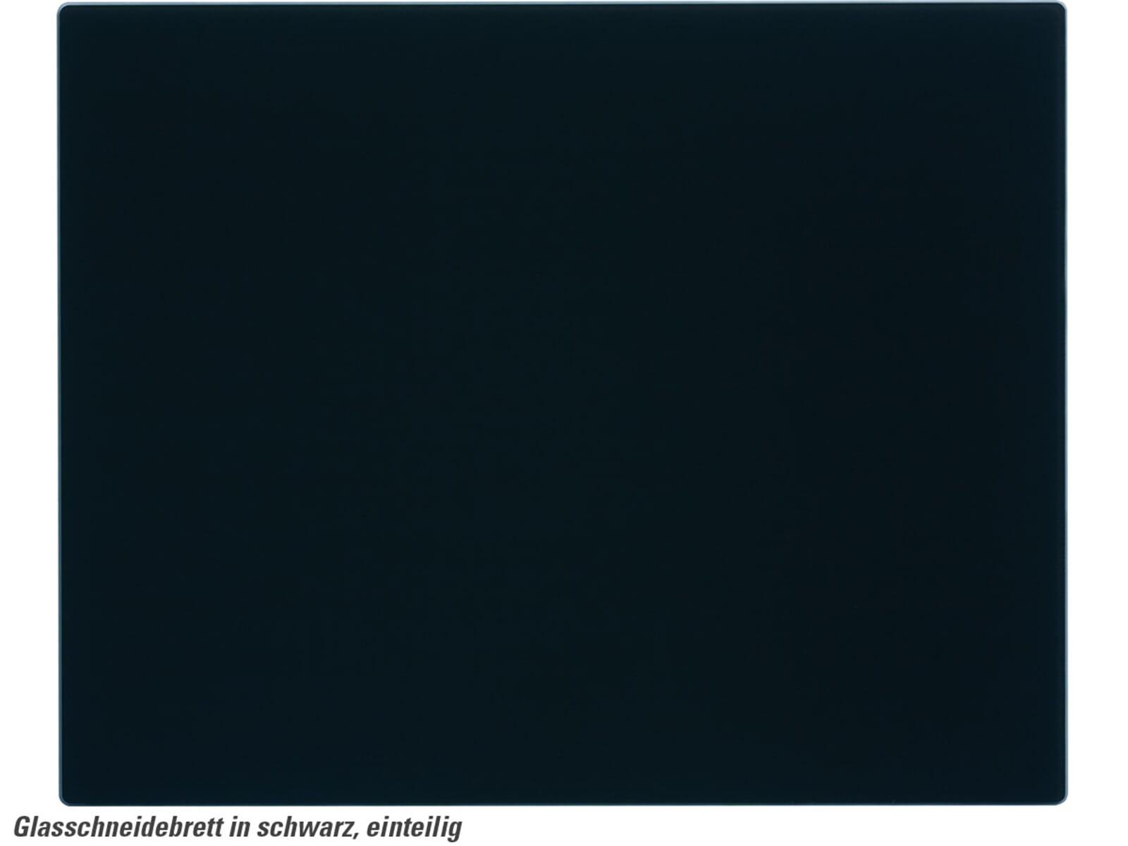 Schock 629076 Glasschneidebrett schwarz