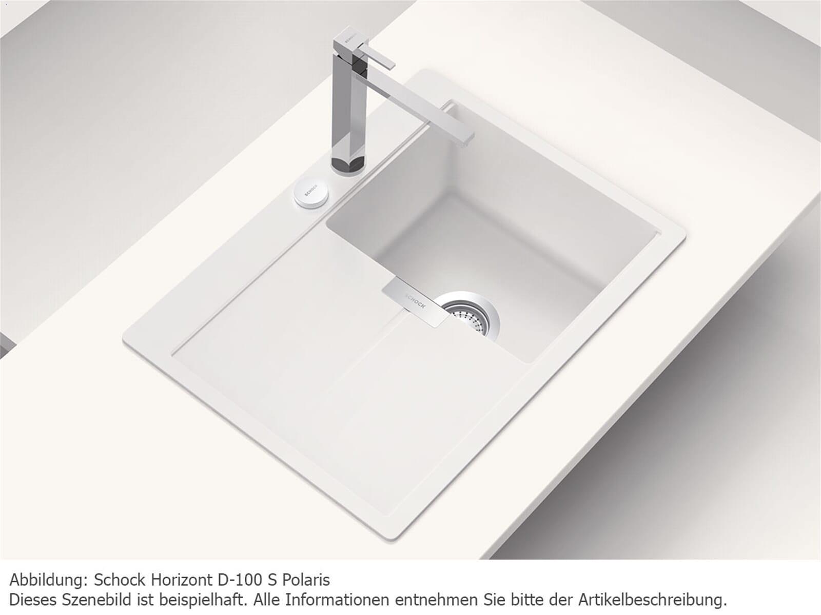 schock horizont d 100 s a earth granitsp le. Black Bedroom Furniture Sets. Home Design Ideas