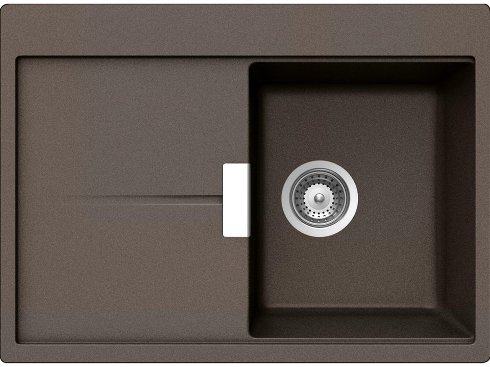 Schock Horizont D-100 S A Bronze Granitspüle