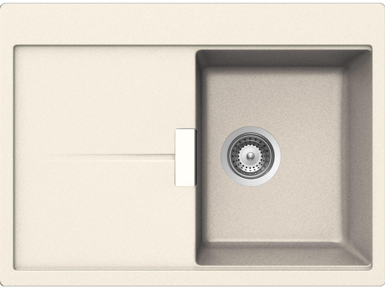 schock horizont d 100 s a magnolia granitsp le. Black Bedroom Furniture Sets. Home Design Ideas