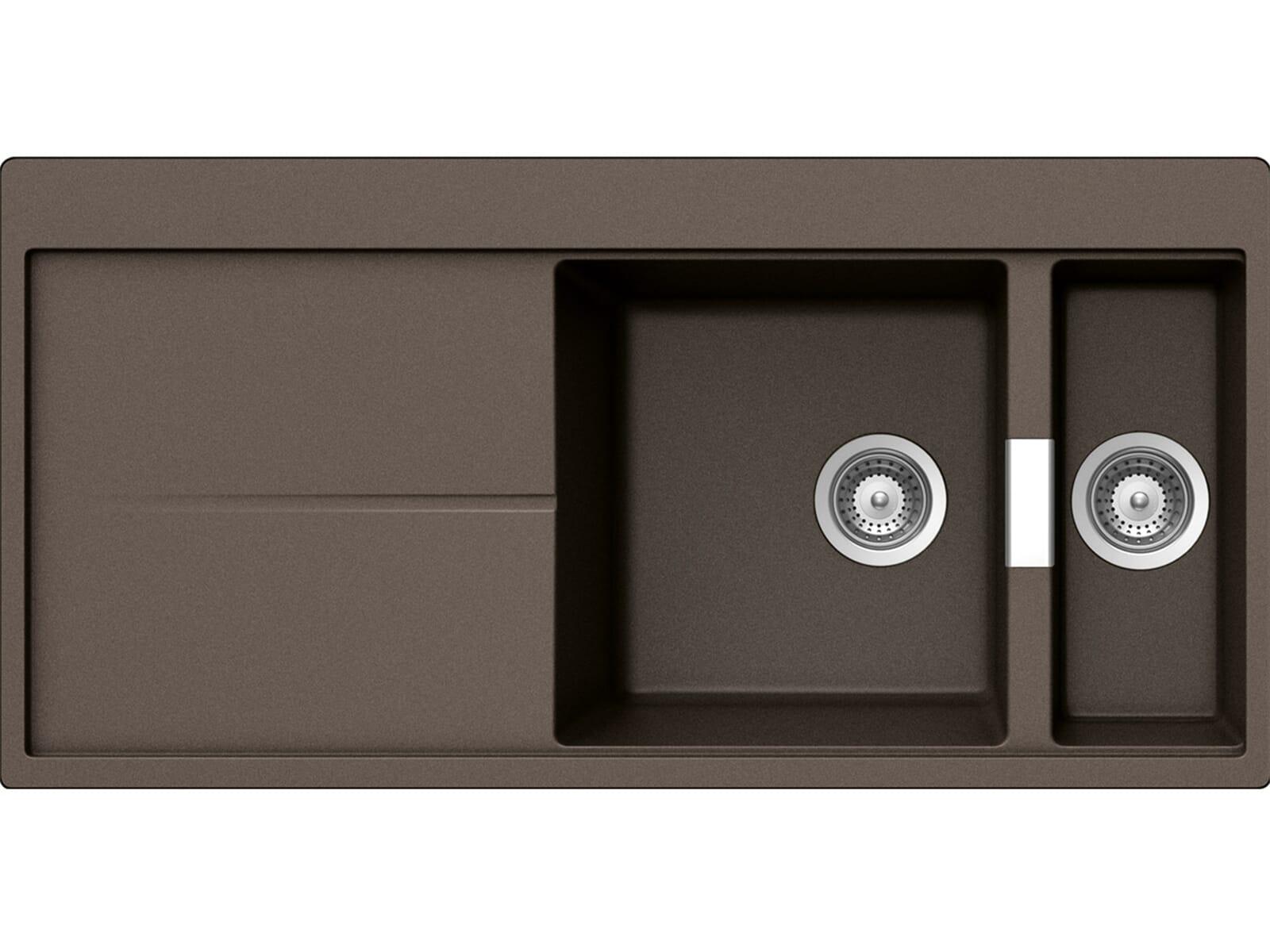 Schock Horizont D-150 A Bronze Granitspüle