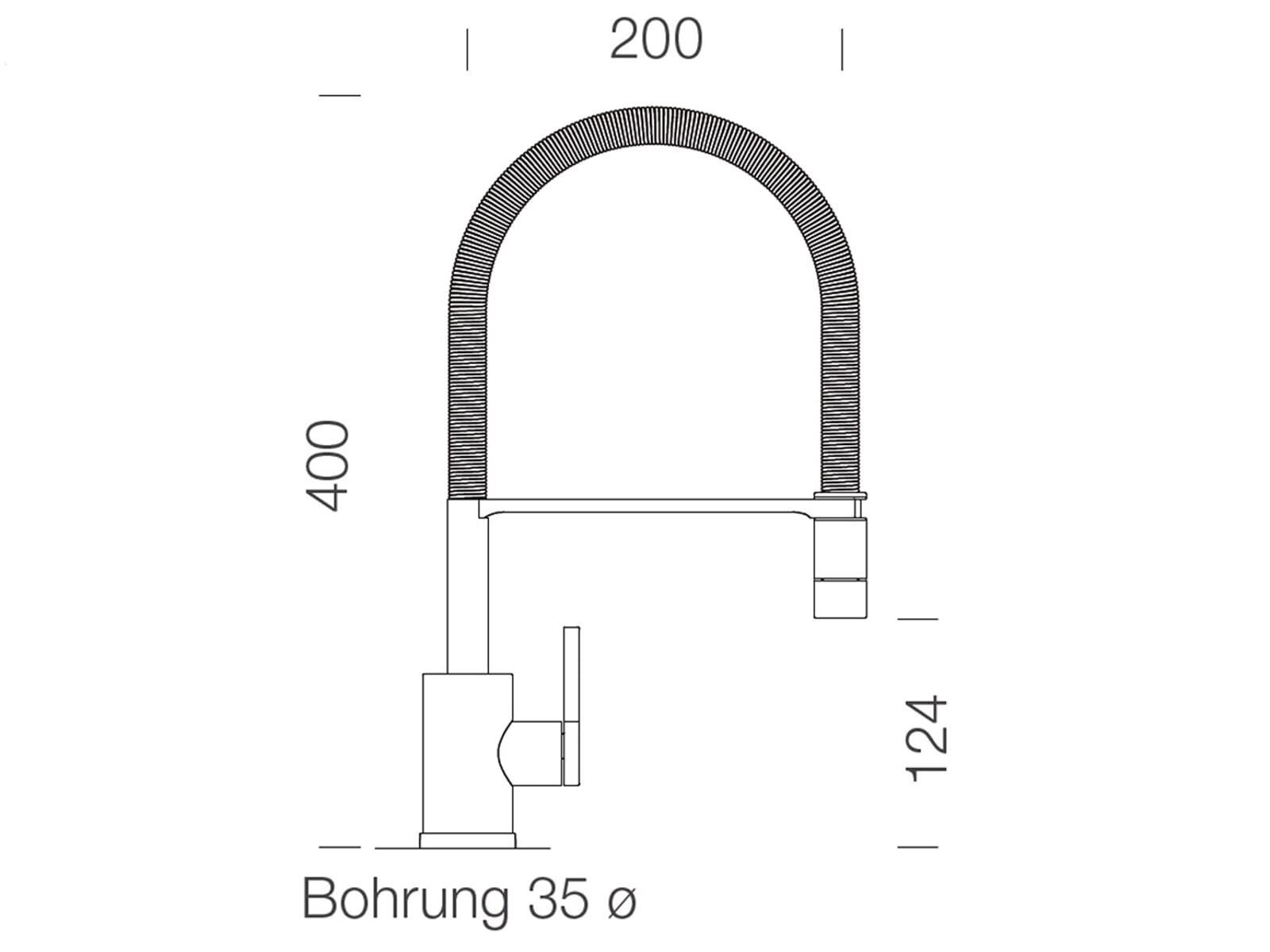 schock ideos premium chrom hochdruckarmatur 4014949309175 ebay. Black Bedroom Furniture Sets. Home Design Ideas