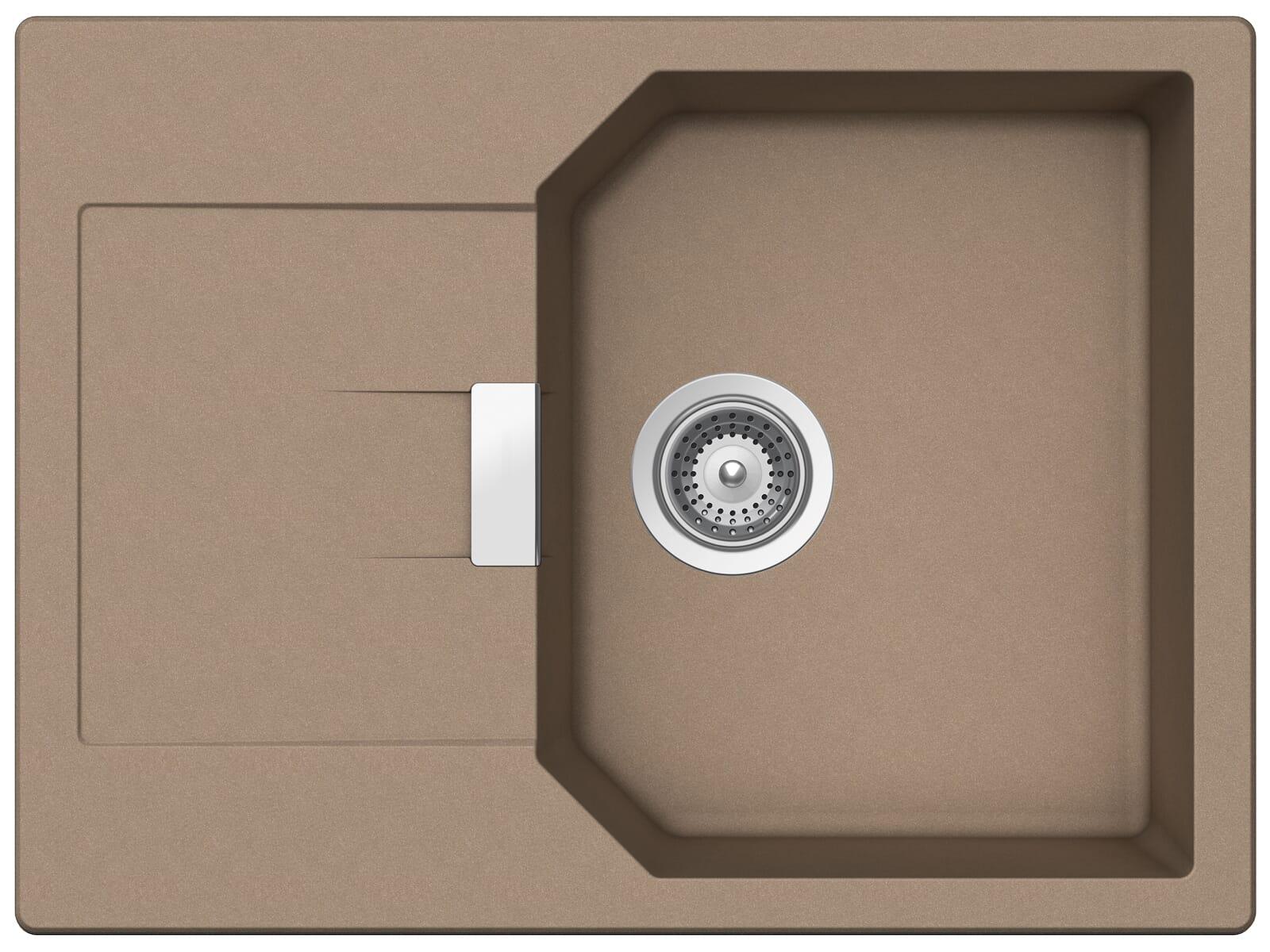 Schock Manhattan D-100S A Cascada - MAND100SACSC Granitspüle