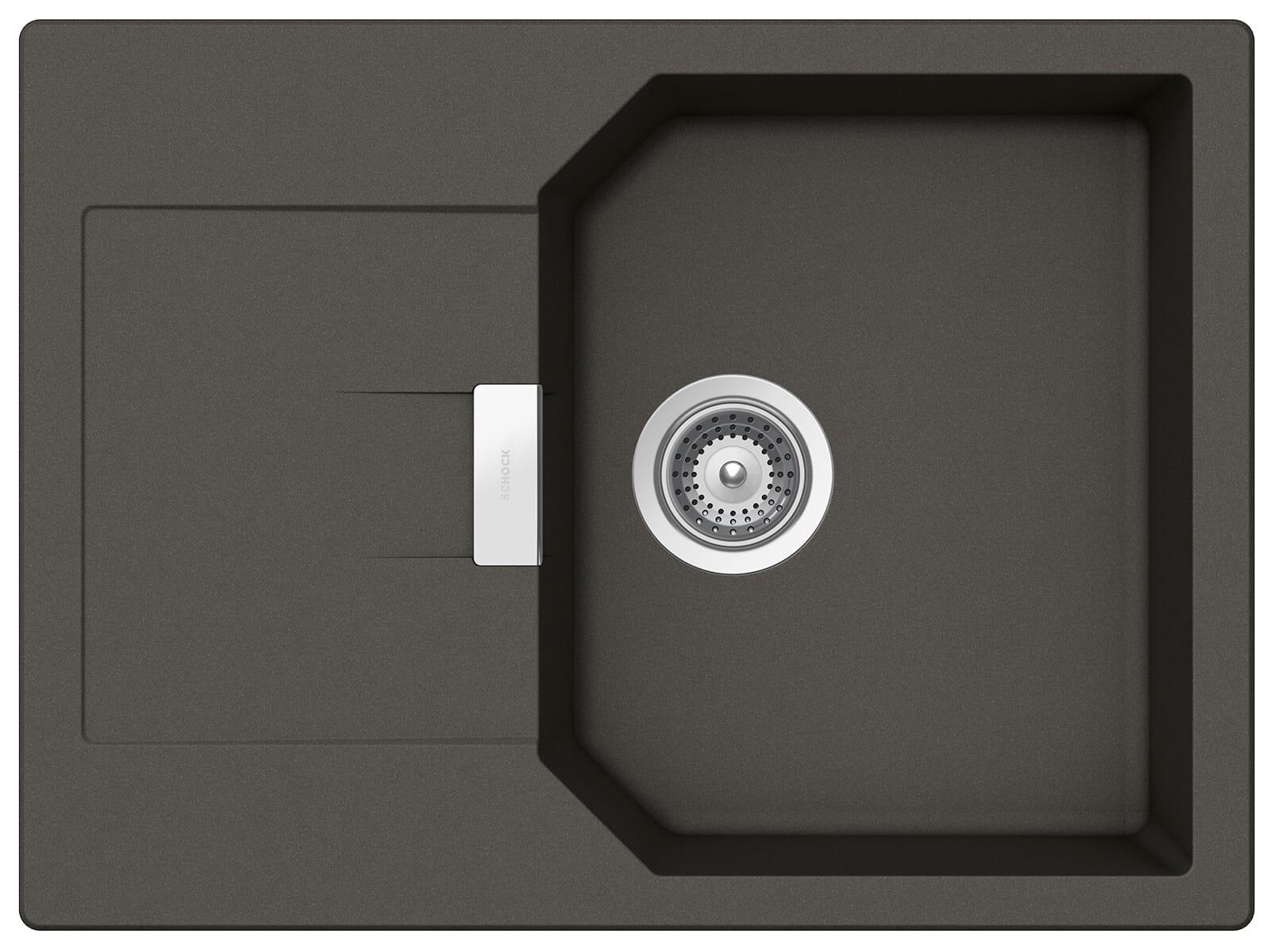 Schock Manhattan D-100S A Asphalt - MAND100SAGAS Granitspüle
