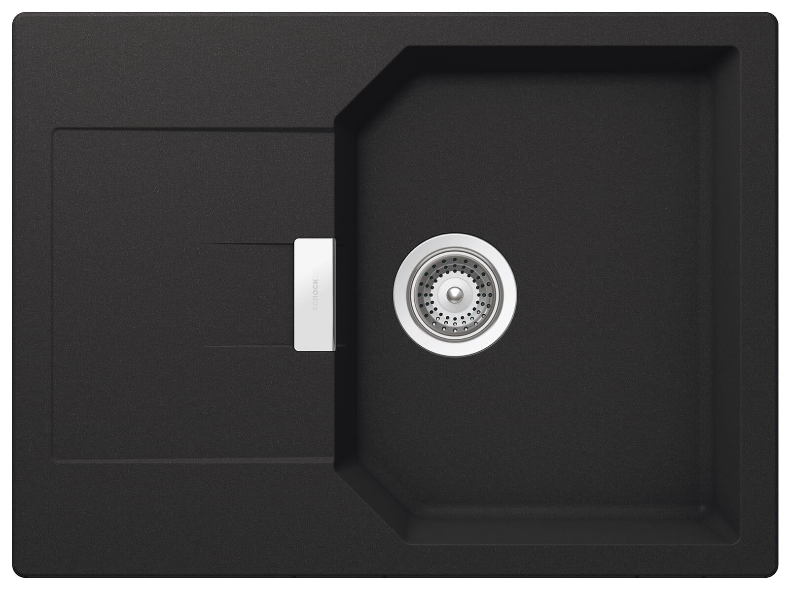Schock Manhattan D-100S A Onyx - MAND100SAGON Granitspüle
