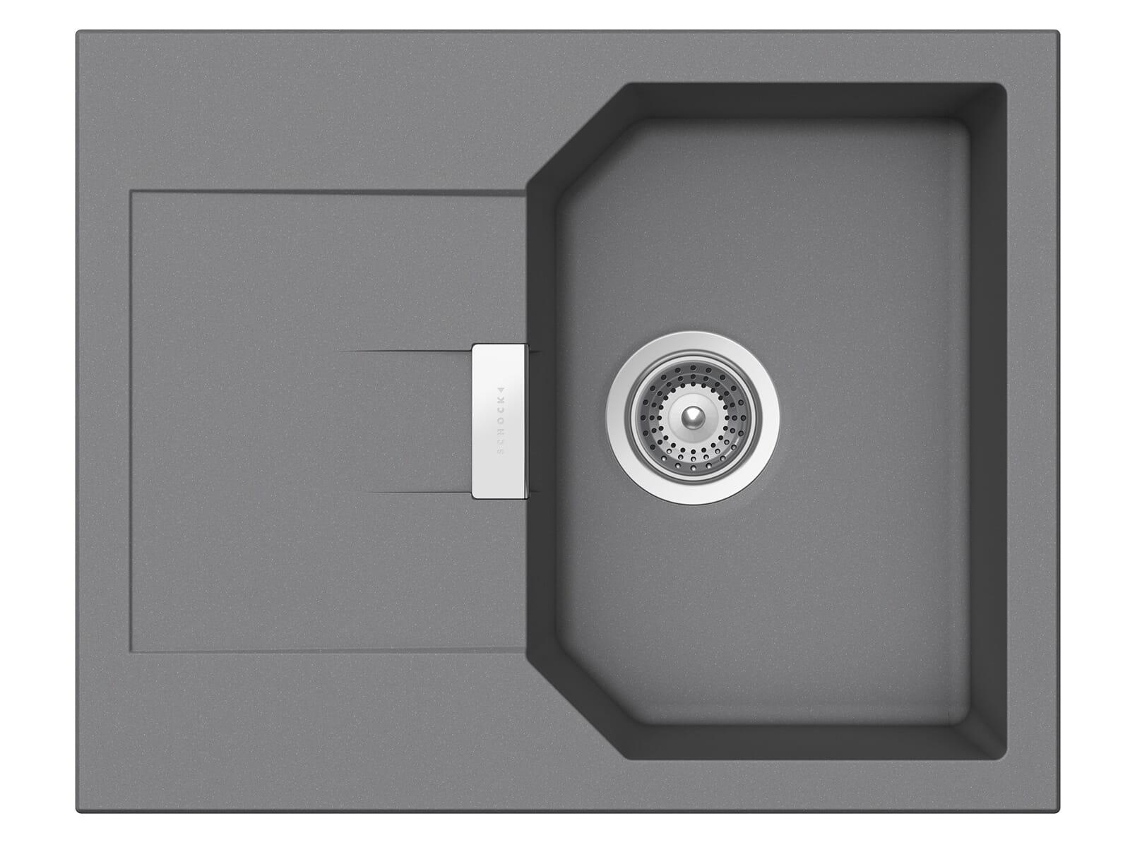 Schock Manhattan D-100XS A Croma - MAND100XSAGCR Granitspüle