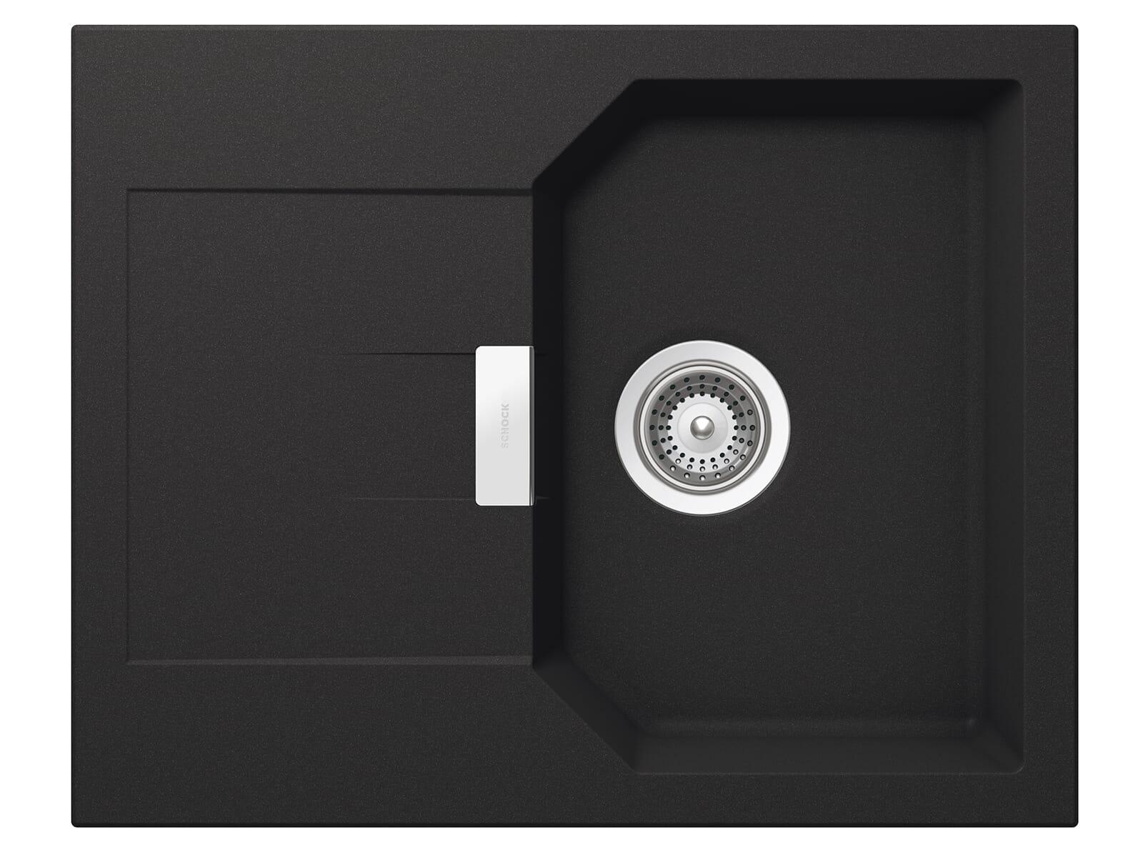 Schock Manhattan D-100XS A Onyx - MAND100XSAGON Granitspüle