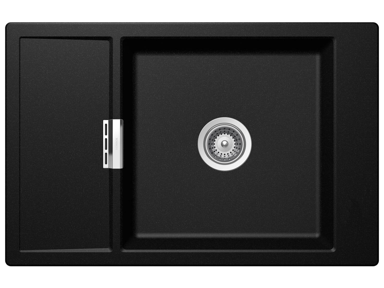 Schock Mono D-100XS A Magma - MOND100XSAMAG Granitspüle