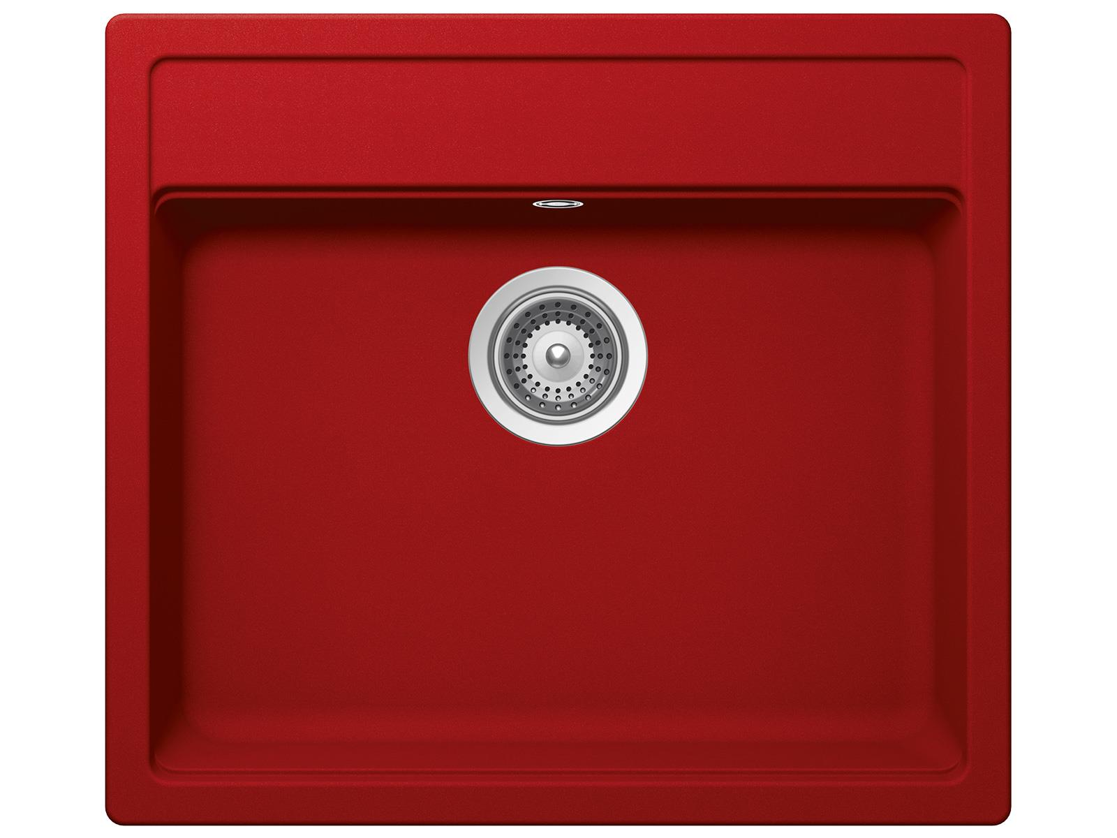 Schock Mono N-100 A Rouge - MONN100AROU Granitspüle