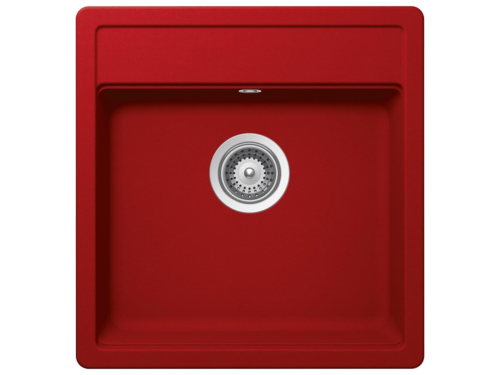Schock Mono N-100S A Rouge - MONN100SAROU Granitspüle