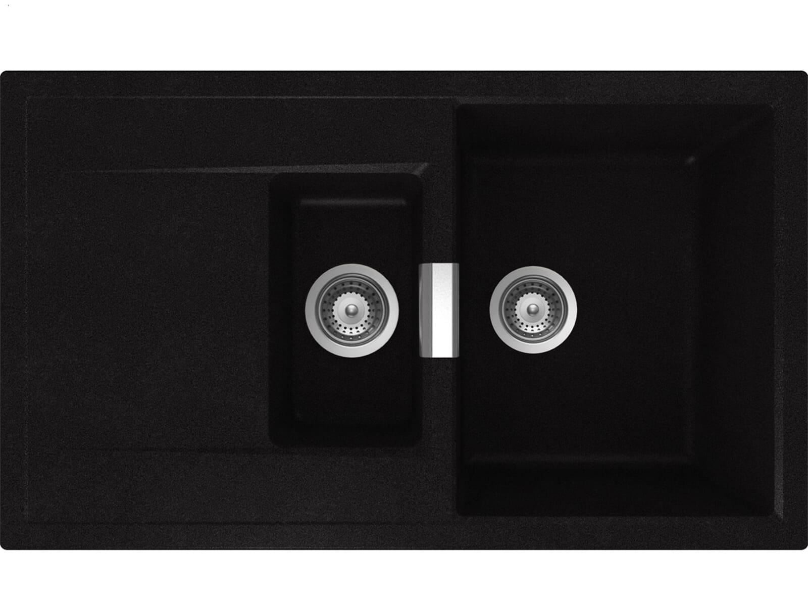 Schock Mono D-150 A Magma Granitspüle