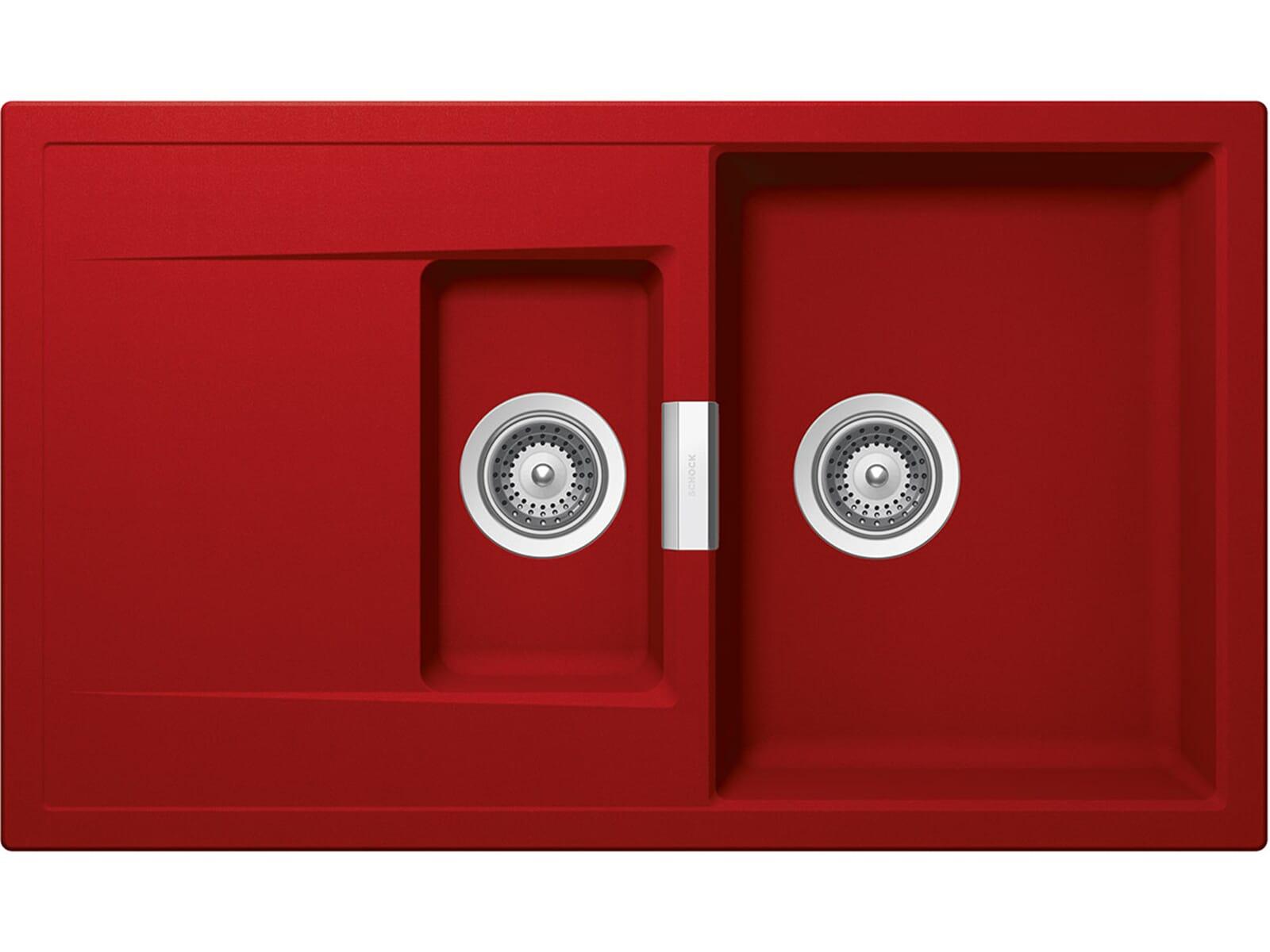Schock Mono D-150 A Rouge - MOND150AROU Granitspüle