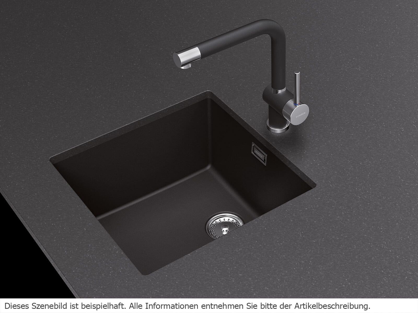 Schock Piega Chrom - 547001CHR Hochdruckarmatur