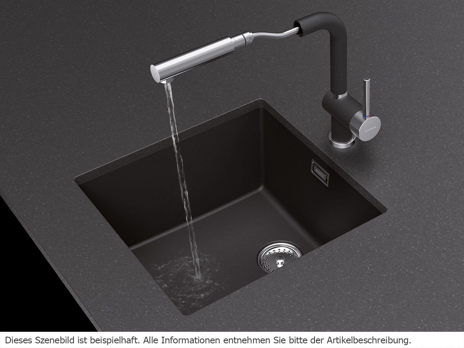 Schock Piega Carbonium - 547121CAR Hochdruckarmatur