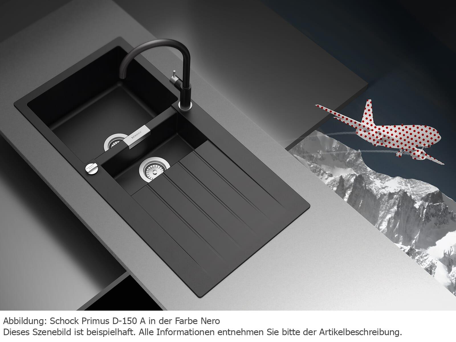 Schock Primus D-150 A Inca - PRID150AINC Granitspüle