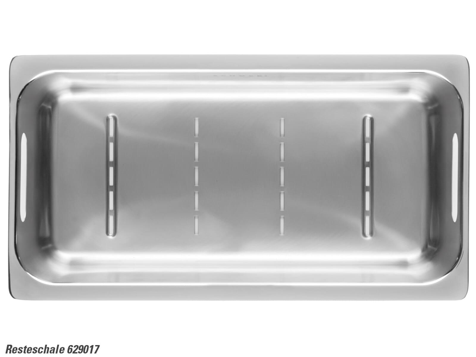 Schock Mono N-100 U Carbonium Granitspüle