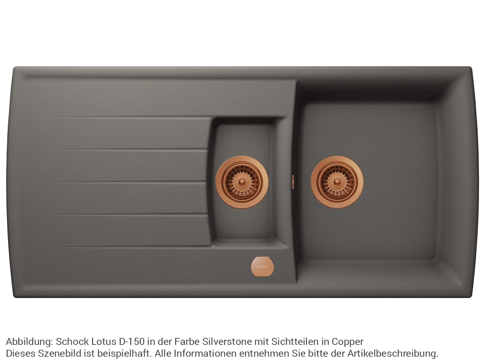 Schock 629305COP - Sichtteile Copper