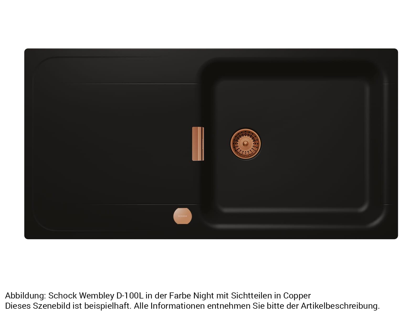 Schock 629614COP - Sichtteile Copper