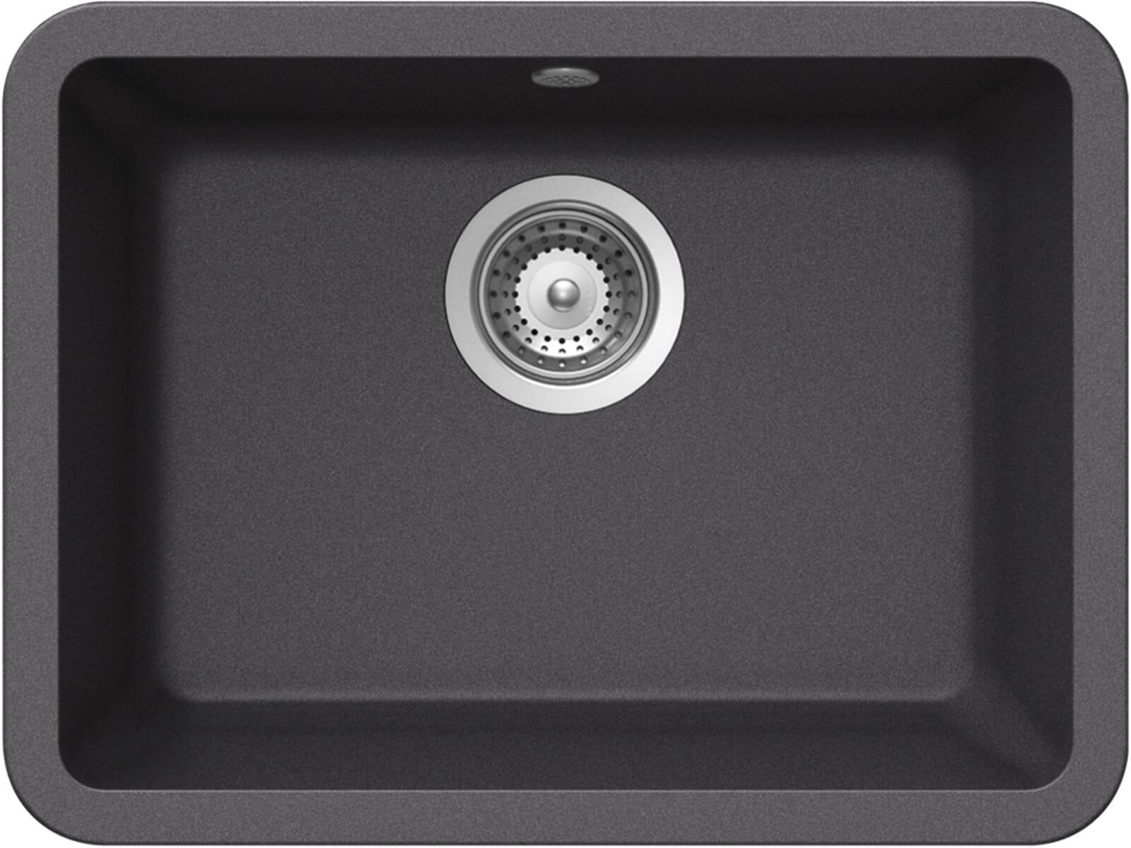 Schock Solido N-100 U Titanium Granitspüle