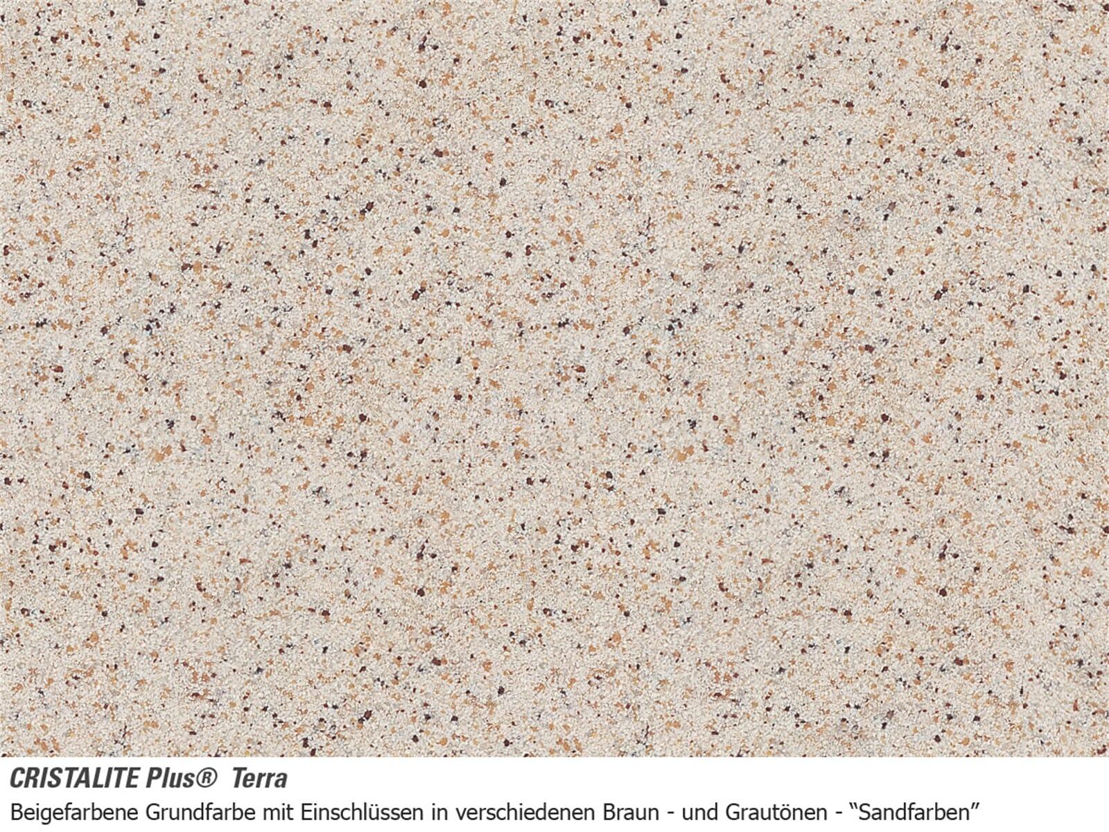 Schock Quadro N-100 A Terra QUAN100AGTE Granit-Spüle