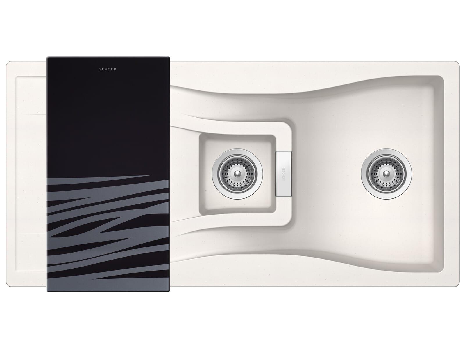 Schock Waterfall D-150 A Polaris - WATD150APOL Granitspüle
