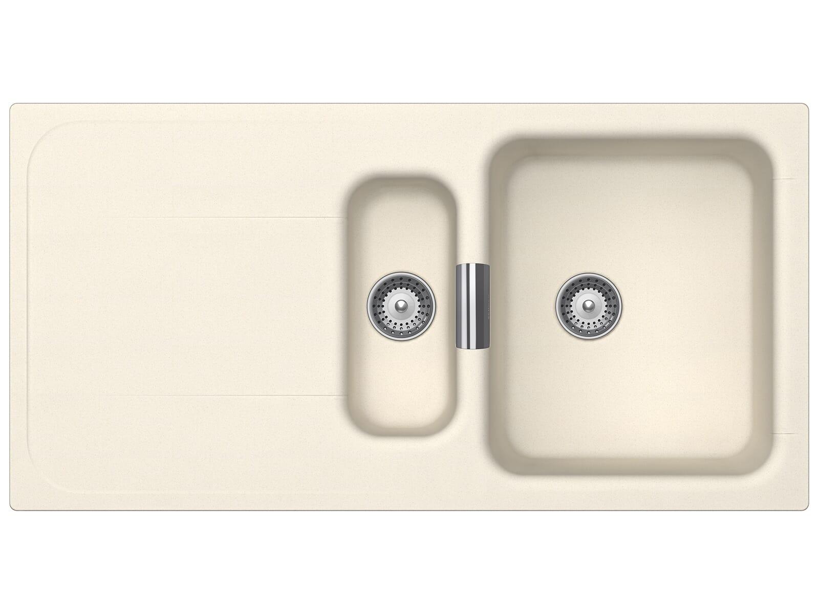 Schock Wembley D-150 A Magnolia - WEMD150AMGL Granitspüle