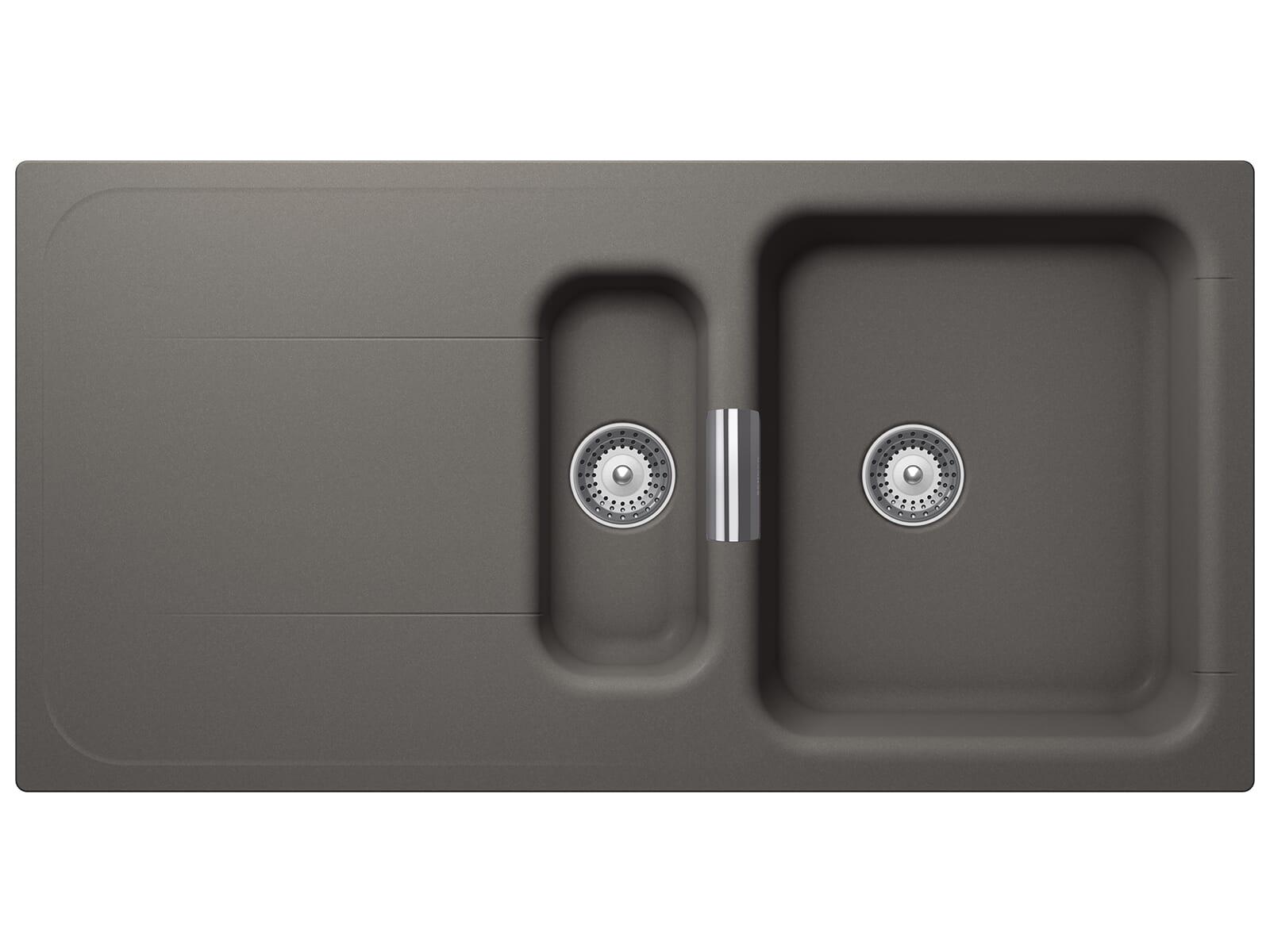 Schock Wembley D-150 A Silverstone - WEMD150ASIL Granitspüle