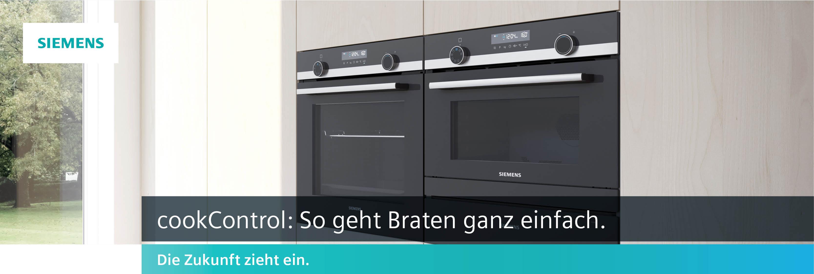 Siemens cookControl
