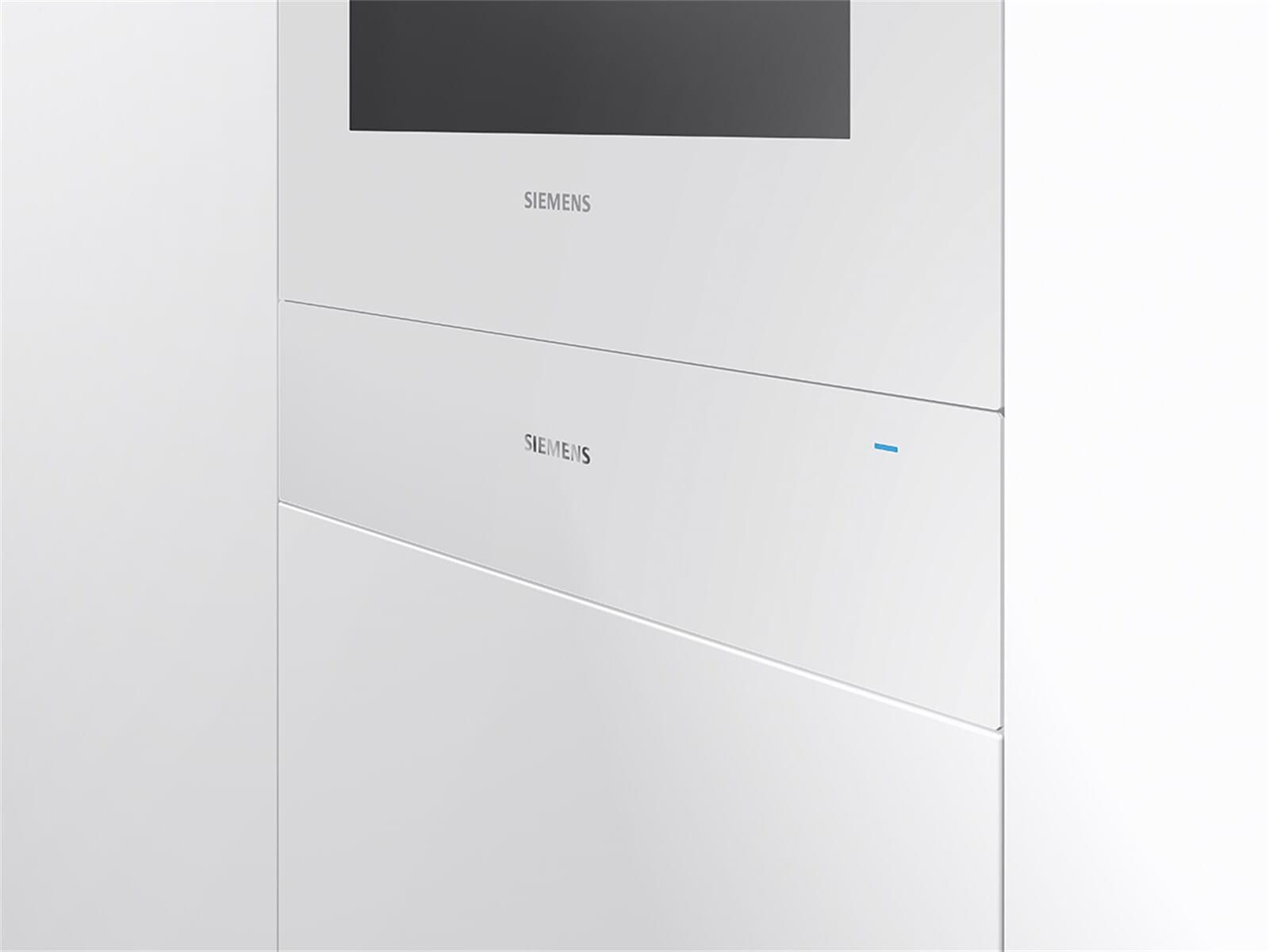 Siemens BI630CNW1 Wärmeschublade weiß