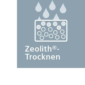 Funktion - Zeolith-Trocknen