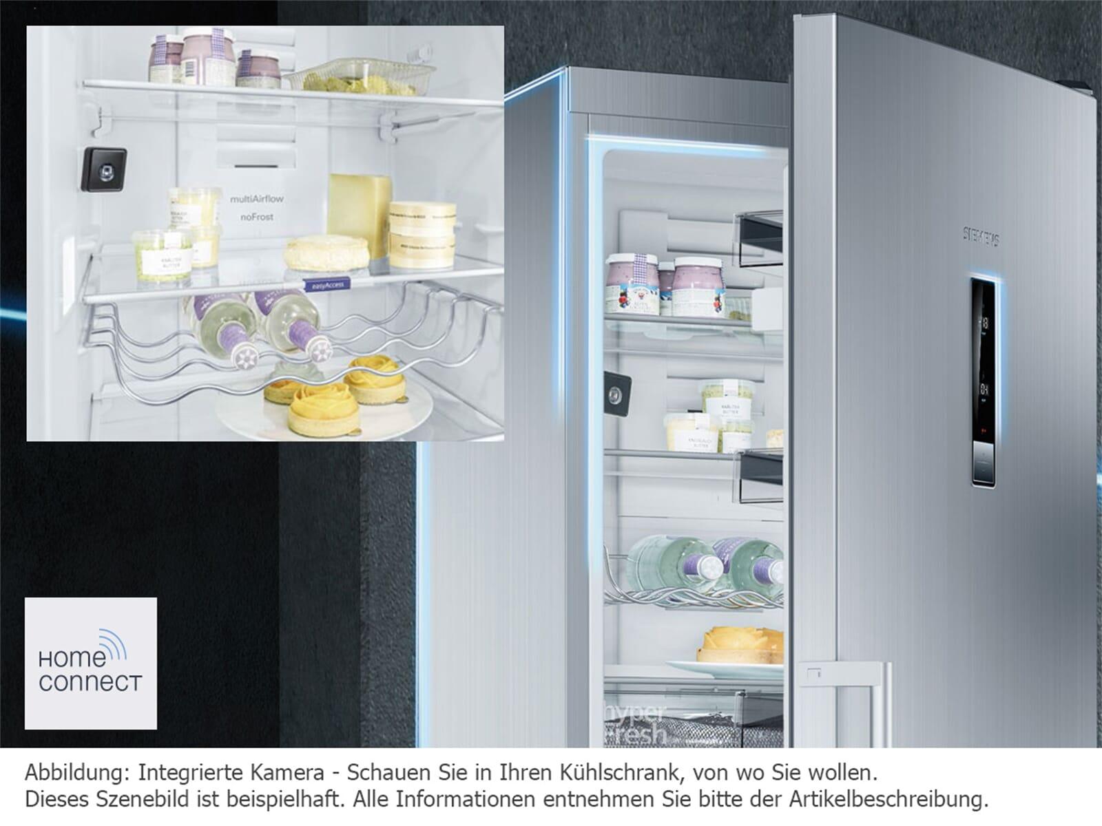 Siemens Kühlschrank Kamera : Siemens kg36nhi32 kühl gefrierkombination edelstahl