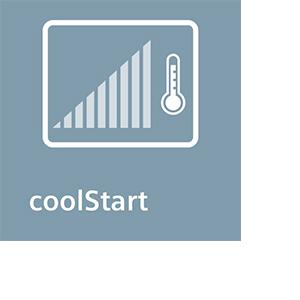 Funktion – cool Start