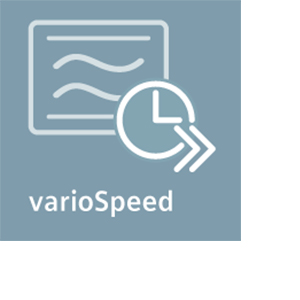 Funktion – vario Speed