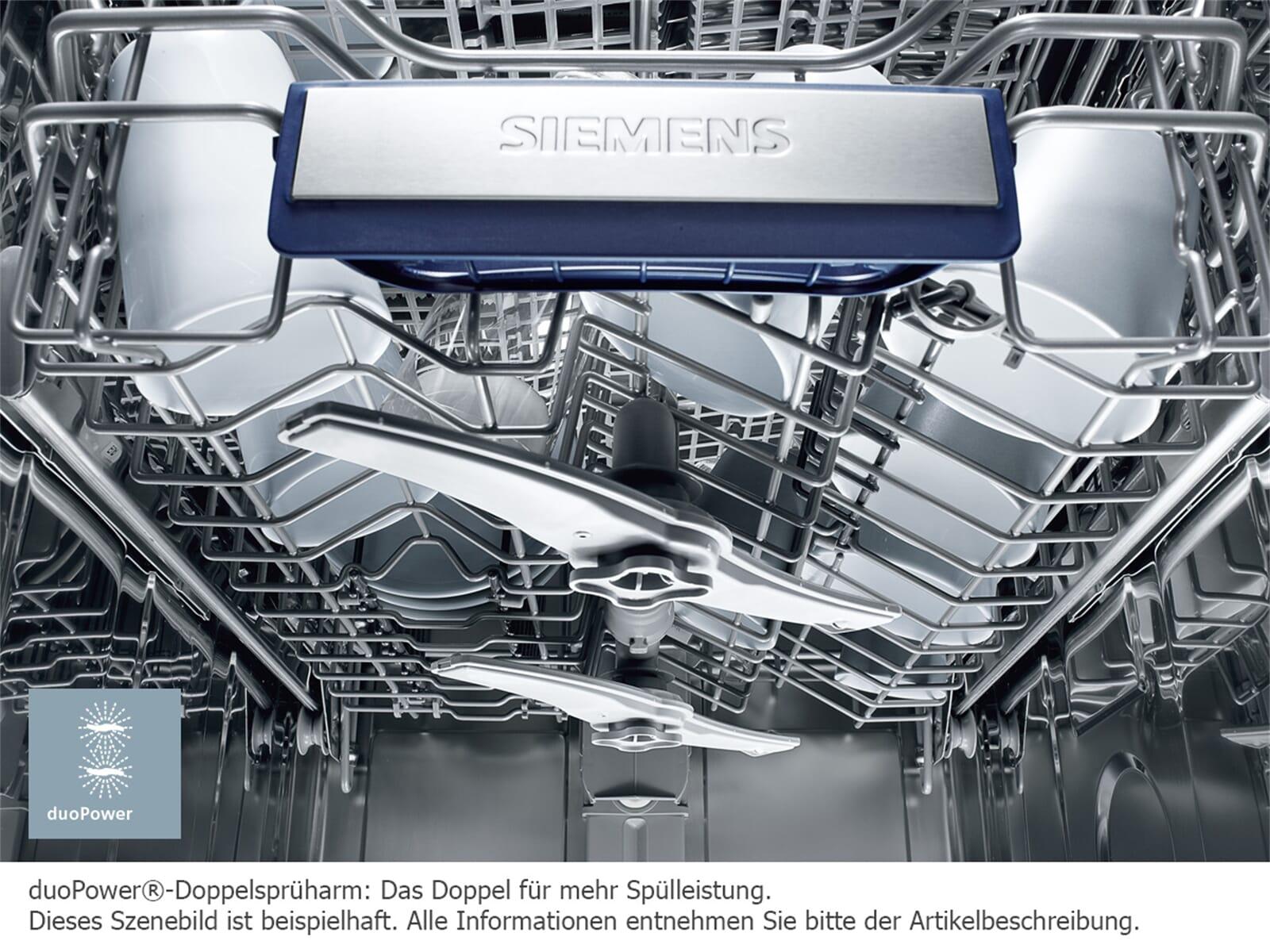 Siemens SR515S03CE Teilintegrierbarer Einbaugeschirrspüler