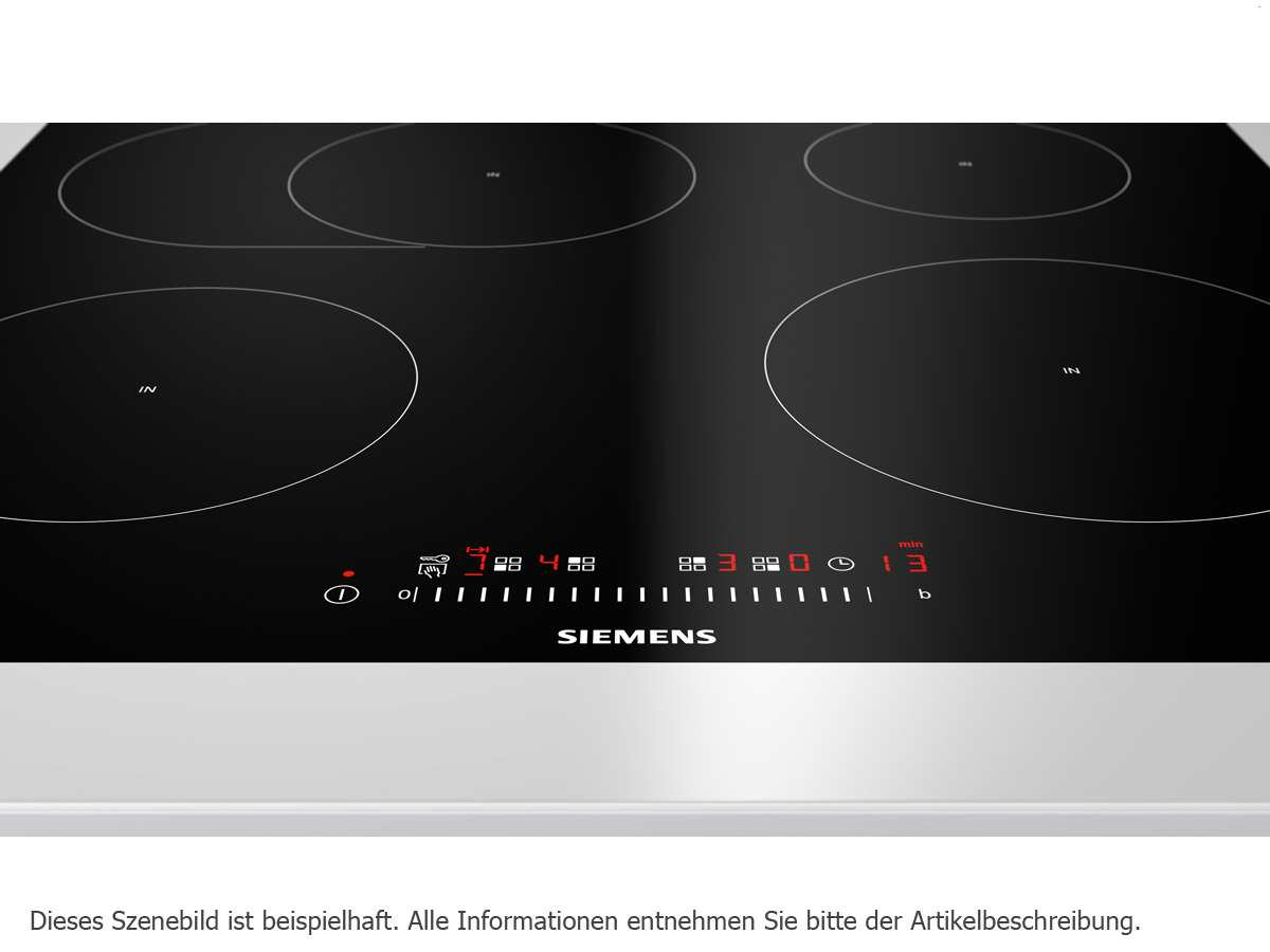 siemens eh601ffb1e induktionskochfeld autark. Black Bedroom Furniture Sets. Home Design Ideas