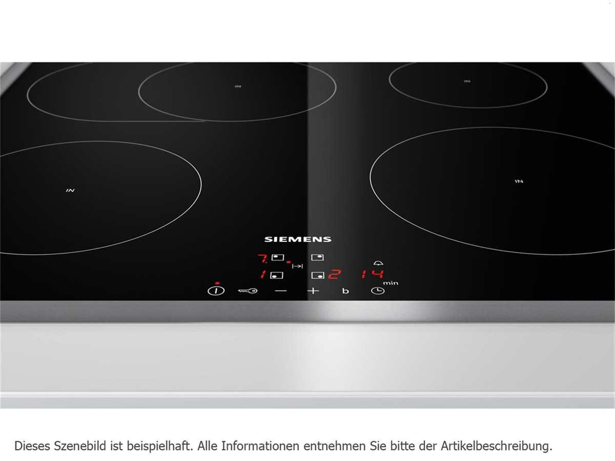 siemens eh645bfb1e induktionskochfeld moebelplus. Black Bedroom Furniture Sets. Home Design Ideas