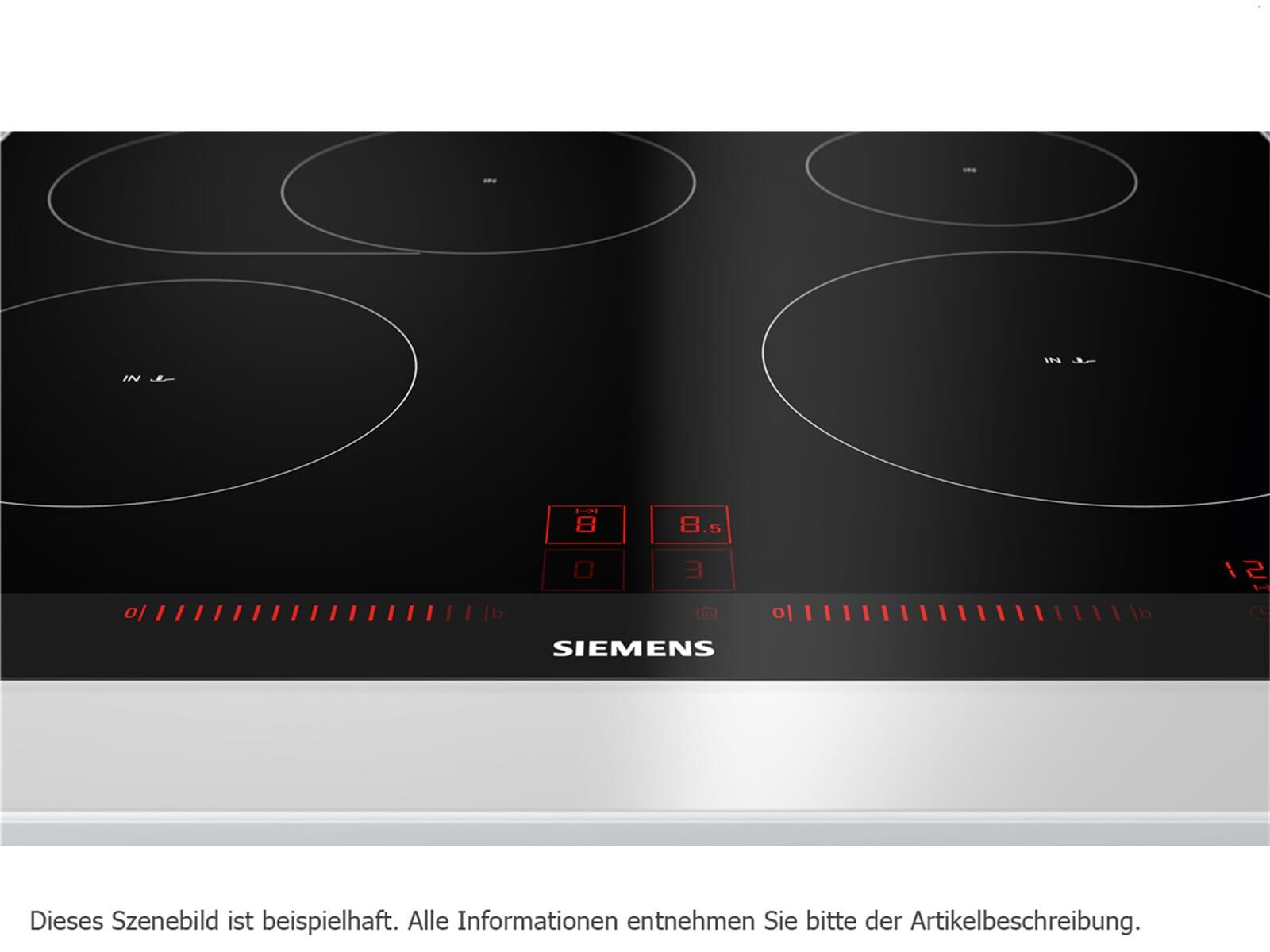 siemens eh675lfc1e induktionskochfeld autark. Black Bedroom Furniture Sets. Home Design Ideas