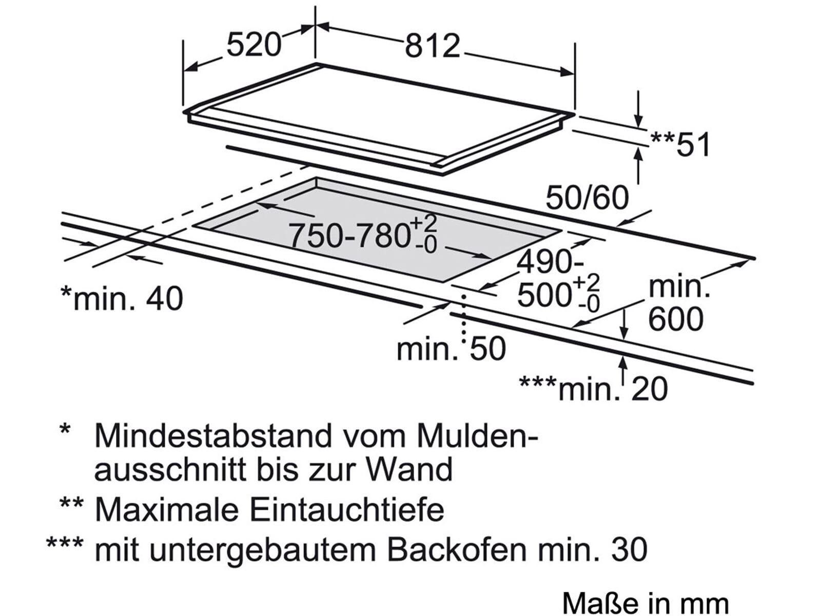 siemens eh875sc11e induktionskochfeld autark. Black Bedroom Furniture Sets. Home Design Ideas